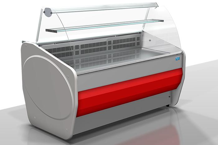Modellazione Banco Refrigerato